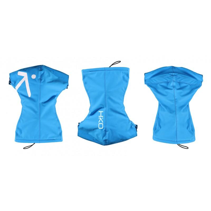 Pytlíky na ruce nylonové K Barva: Modrá světlá, Velikost: L / XL